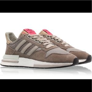 New* adidas ZX 500 RM Sand Brown Size 9.5